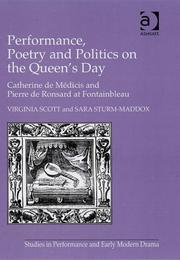 Cover of: Performance, poetry & politics on the queen's day