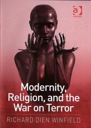Cover of: Modernity, religion, and the War on Terror