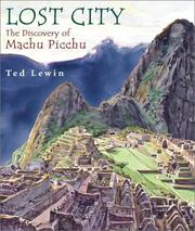 Cover of: Lost City | Ted Lewin