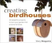 Cover of: Creating Birdhouses | Mary Maguire