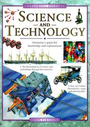 Cover of: Science and Technology