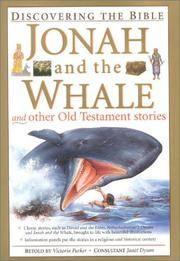 Jonah and the Whale and Other Old Testament Stories (Discovering the Bible)