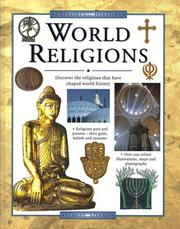 Cover of: World Religions | Simon Adams