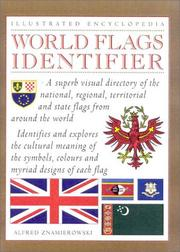Cover of: World Flags Identifier (Illustrated Encyclopedia)