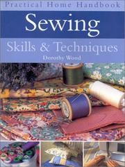 Cover of: Sewing Skills & Techniques (Practical Handbooks (Lorenz))