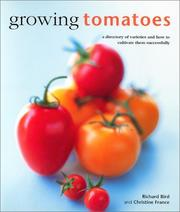 Cover of: Growing Tomatoes | Richard Bird
