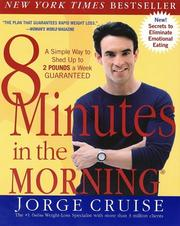 Cover of: 8 Minutes in the Morning | Jorge Cruise