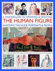 Cover of: A Masterclass in Drawing and Painting the Human Figure | Sarah Hoggett