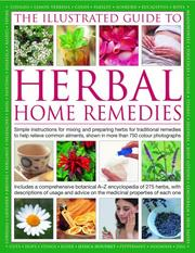 Cover of: The Complete Illustrated Home Herbal Doctor