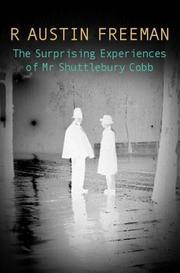Cover of: The Surprising Experiences of Mr Shuttlebury Cobb