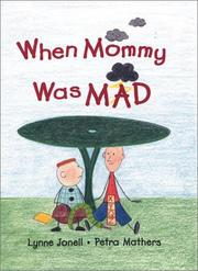 Cover of: When Mommy was mad