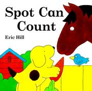 Cover of: Spot can count | Eric Hill