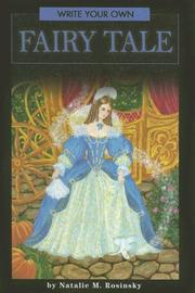 Cover of: Write Your Own Fairy Tale (Write Your Own)