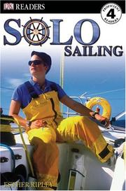 Cover of: Solo Sailing (DK READERS) | DK Publishing