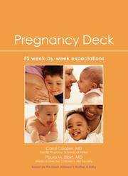Cover of: Pregnancy Deck (DK Decks) | DK Publishing