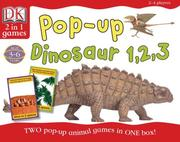 Cover of: Pop Up Dinosaur 123 | DK Publishing