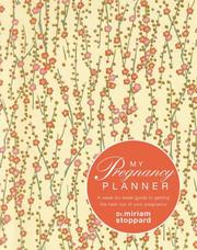Cover of: My Pregnancy Planner |
