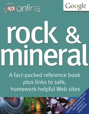 Cover of: Rock and Mineral (DK ONLINE)