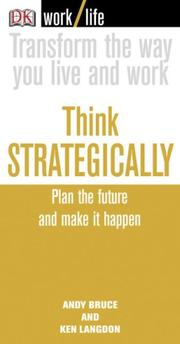 Cover of: Think Strategically (WORKLIFE) | Ken Langdon