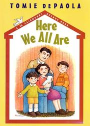 Cover of: Here we all are |