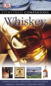 Cover of: Whiskey (Eyewitness Companions)