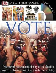 Cover of: Vote (DK Eyewitness Books) | Philip Steele
