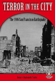 Cover of: Terror in the City: The 1906 San Francisco Earthquake (Cover-to-Cover Chapter 2 Books: Natural Disasters)