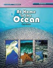 Cover of: At Home in the Ocean
