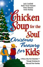 Cover of: Chicken Soup for the Soul Christmas Treasury for Kids | Jack Canfield