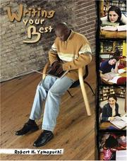 Cover of: Writing Your Best | Robert Yamaguchi