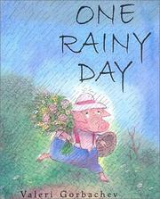 Cover of: One rainy day