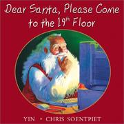 Cover of: Dear Santa, please come to the 19th floor | Yin.