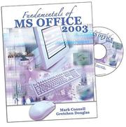 Cover of: Fundamentals of Ms Office 2003 W/ Cd Rom | Mark Connell