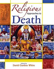Cover of: Religious Approaches to Death