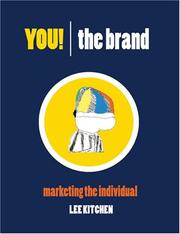 Cover of: You! the Brand | Lee Kitchen