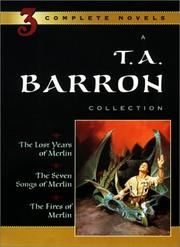 Cover of: A T.A. Barron collection