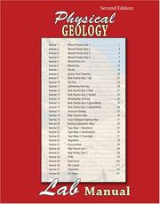 Cover of: Physical Geology Lab Manual | Robert Mims