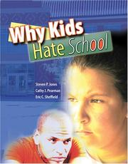 Cover of: Why Kids Hate School | Steven Jones