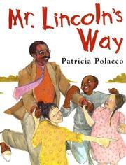 Cover of: Mr. Lincoln's way