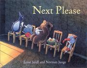 Cover of: Next please