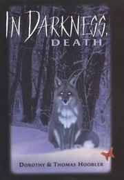 Cover of: In darkness, death | Dorothy Hoobler