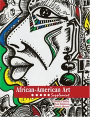 Cover of: African-American Art Supplement | Clarence Talley