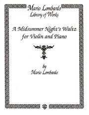 Cover of: Midsummer
