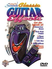 Cover of: Classic Guitar Effects (Getting the Sounds)