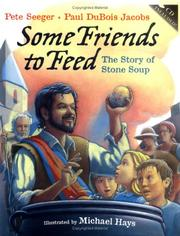 Cover of: Some friends to feed