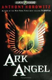 Cover of: Ark angel