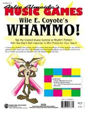 Cover of: Wile E Coyote Whammo (Artie Almeida