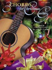 Cover of: Three Chords For Christmas Guitar