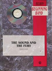 Cover of: Sound and the Fury