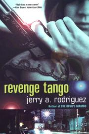 Cover of: Revenge Tango | Jerry A. Rodriguez